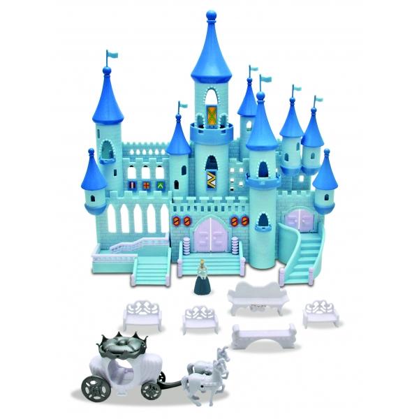 Castelo Dos Sonhos Cinderela : Elka