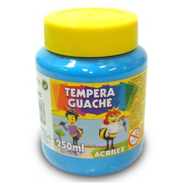 Tempera Guache 250ml - Acrilex