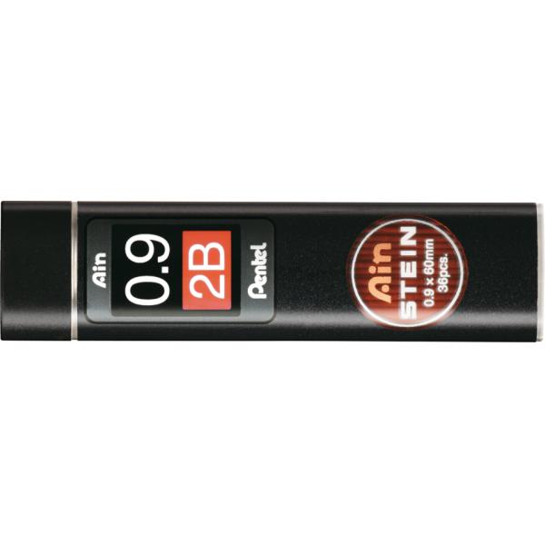 Grafite Ain Stein 0.9mm 2B - Pentel