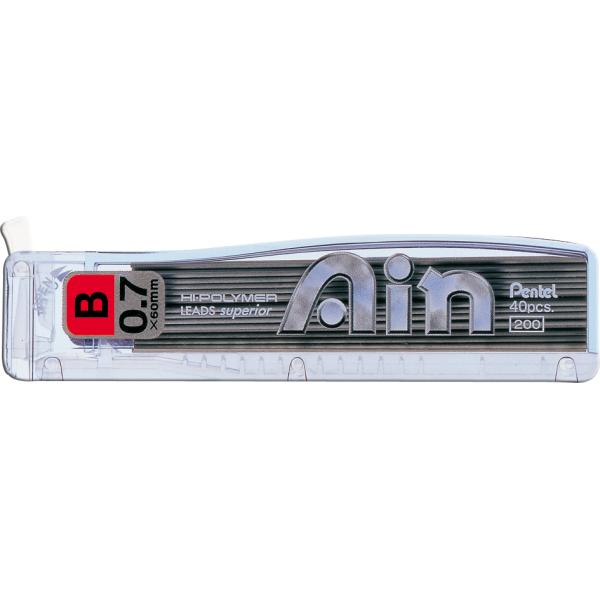 Grafite Ain 0.7mm B - Pentel