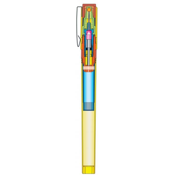Caneta Desegraph 0.2 mm - Trident
