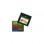 Pastel Polychromos 24 Cores - Faber-Castell