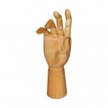 Mão Articulada Direita 20 cm - Keramik