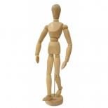 Manequim Articulado Masculino 14 cm - Keramik