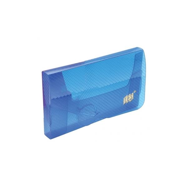 Porta Cartão de Bolso - Transparente - Y.E.S.