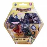 Predasaurs Battle Set - Kairan e Nardox - Estrela