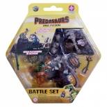 Predasaurs Battle Set - Nabaru e Anan - Estrela