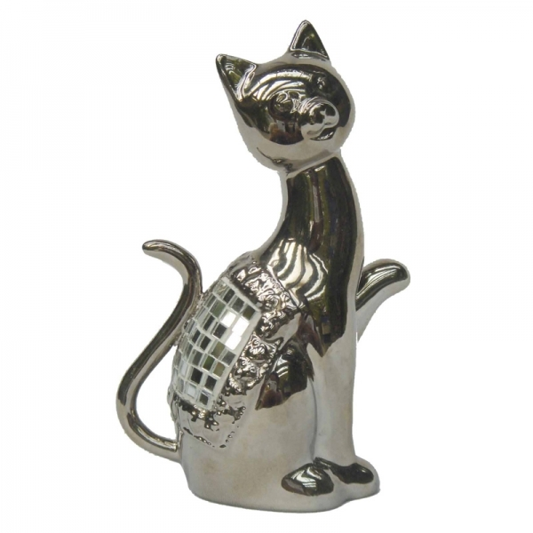 Gato Decorativo - BTC