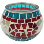 Vaso de Mosaico - BTC