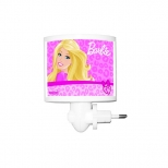 Mini Abajur LED Barbie - Startec