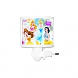 Mini Abajur LED Princesas - Startec