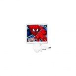 Mini Abajur LED Spider Man - Startec