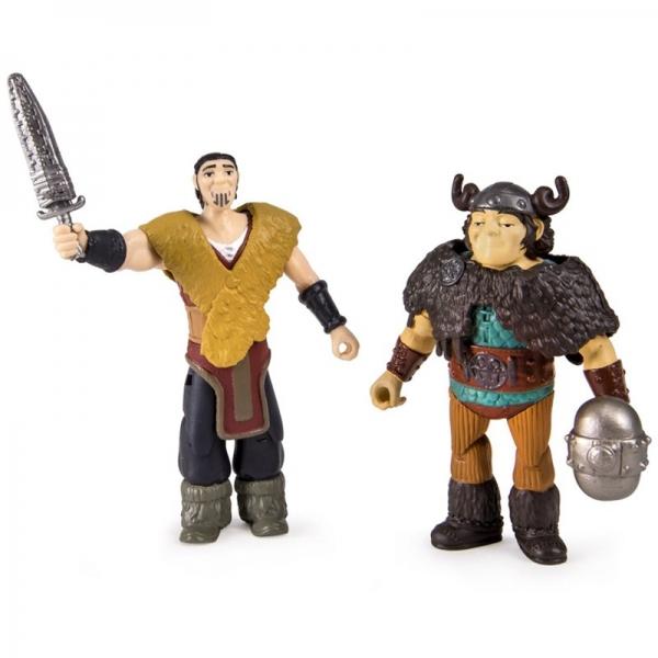 Figuras Vikings - como Treinar seu Dragão 2 - Sunny