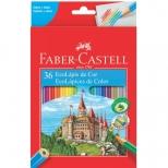 Ecolápis de Cor  36 Cores - Faber-Castell