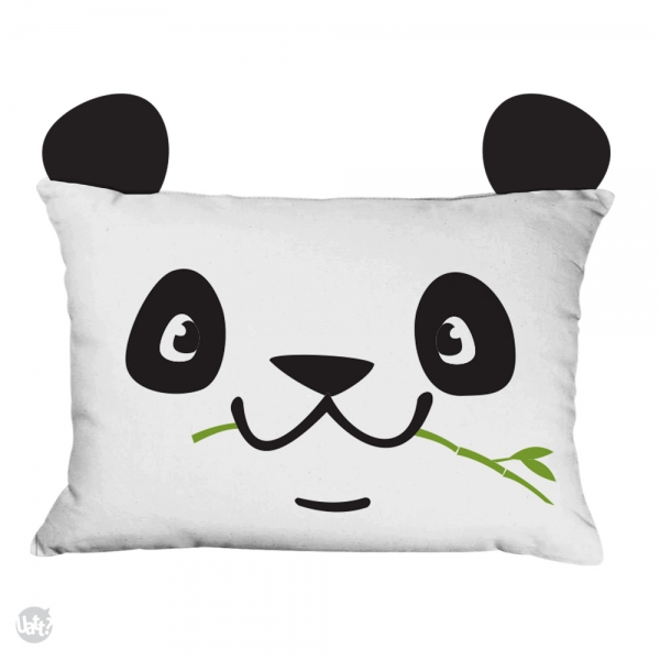Fronha Divertida - Panda - Uatt?