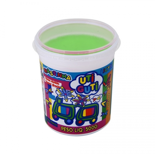 Massinha Uti Guti 500g - Licyn