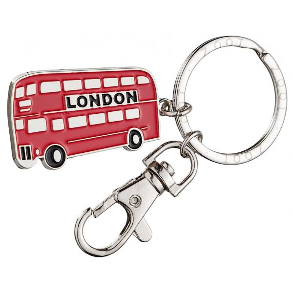 Chaveiro London Vermelho - Zoot