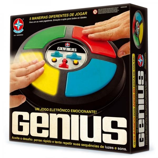 Genius - Estrela
