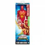 Boneco Iron Spider  Titan Hero  30cm - Hasbro
