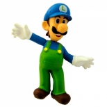 Boneco Ice Luigi - World of Nintendo - DTC.
