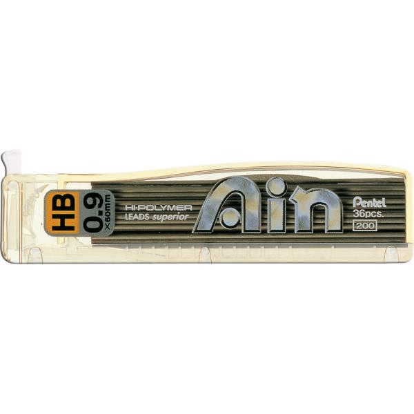 Grafite Ain 0.9mm HB - Pentel