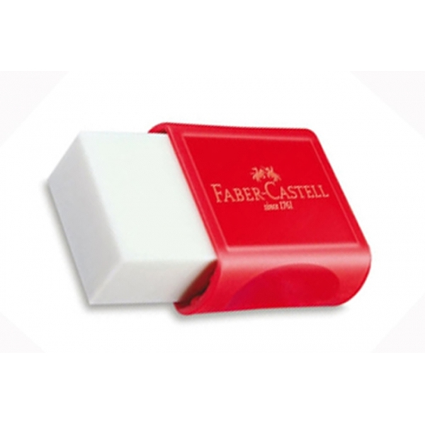Borracha Eco FC Max Pequena - Faber-Castell