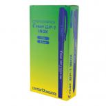 Caixa c/12 Canetas Esferográficas BP-1 Inox 0.7 - Pilot