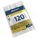Elástico Standard Amarelo 120 unidades - Mercur