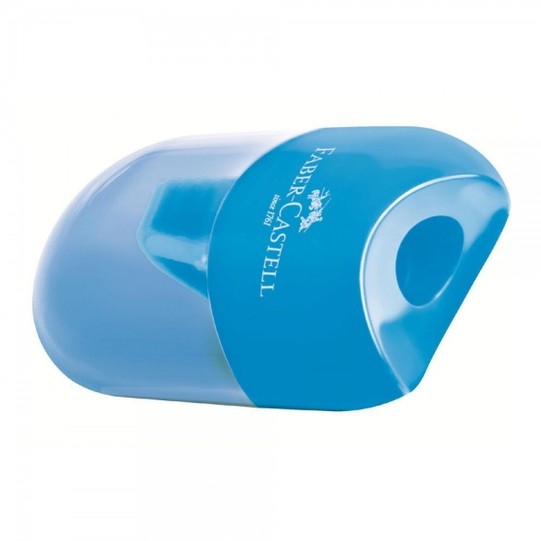 Apontador Mini Shape Neon - Faber-Castell