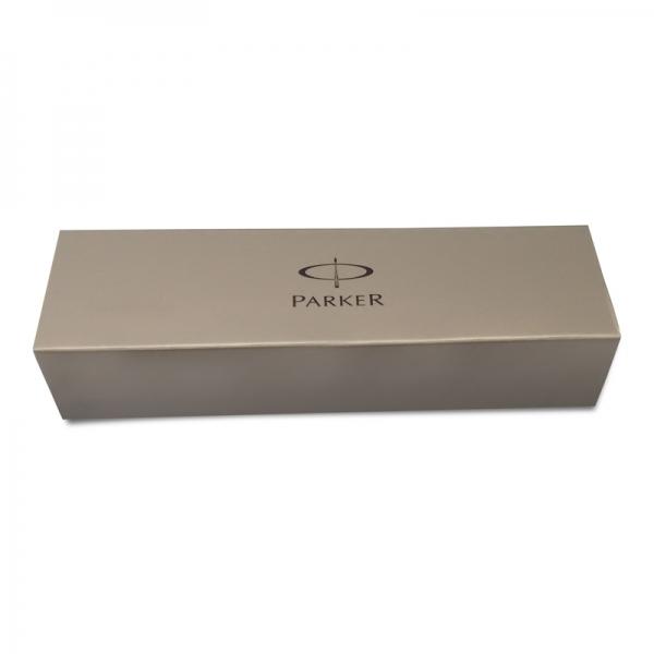 Caneta Tinteiro IM Aço Inox GT - Parker