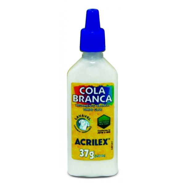 Cola Branca 37g - Acrilex