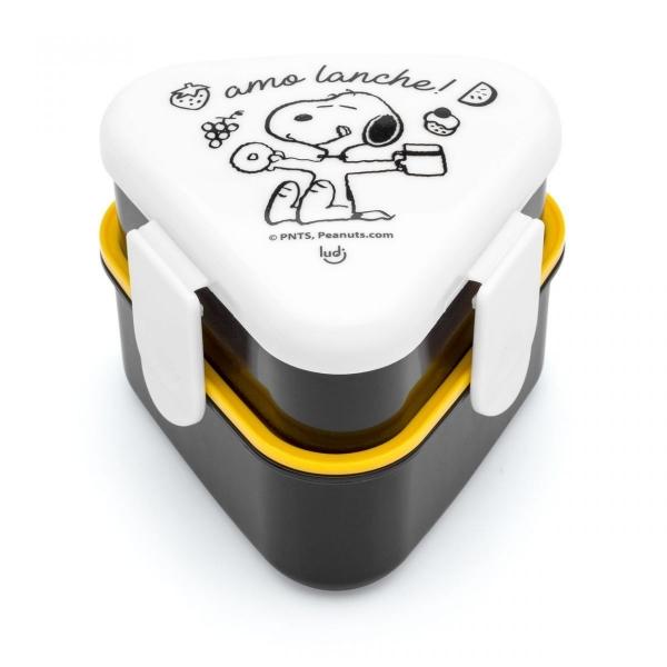Mini Marmita Snoopy Clássico - Ludi
