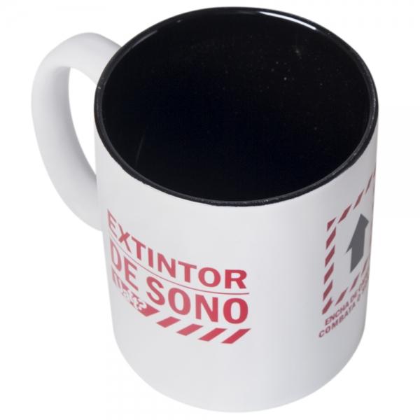 Caneca Extintor de Sono - Uatt?