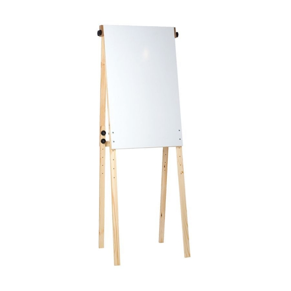 Flip-Chart Compact Line Branco - Stalo