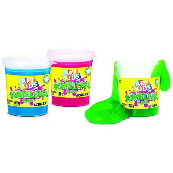 Kimeleka Slime  180g - Acrilex
