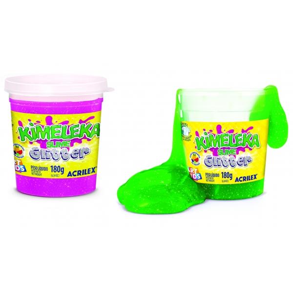 Kimeleka Slime Glitter - Acrilex