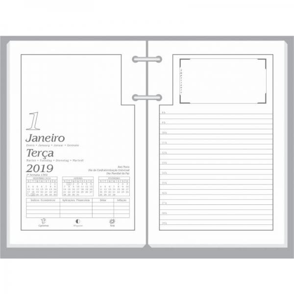 Calendário de Mesa 2019 - Redoma