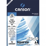 Bloco Aquarela A4 - Canson