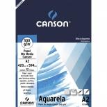 Bloco Aquarela A2 - Canson