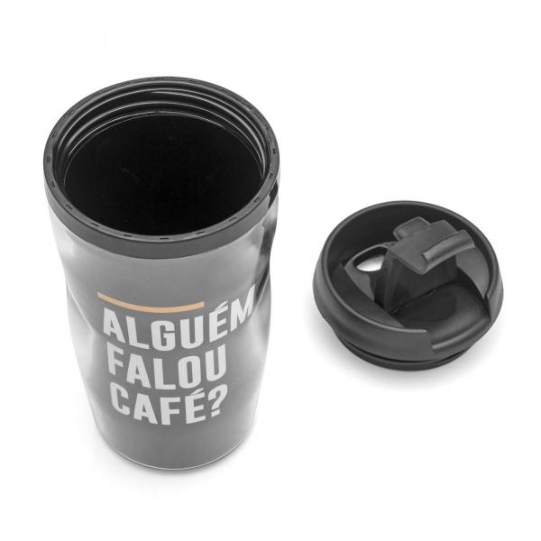 Copo para Viagem P Frases Café - Ludi