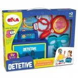 Sr (a) Detetive - Elka