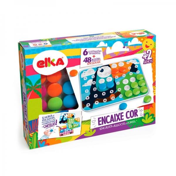 Encaixe Cor - Elka