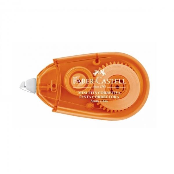 Mini Fita Corretiva 5mm x 6m - Faber-Castell