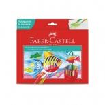 Ecolápis de Cor Aquarelável 60 Cores - Faber-Castell