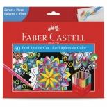 Ecolápis de Cor 60 Cores - Faber-Castell