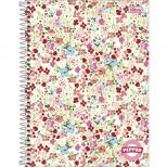 Caderno Universitário Capa Dura Pepper Feminino - 1 Matéria - 80 Folhas - Tilibra