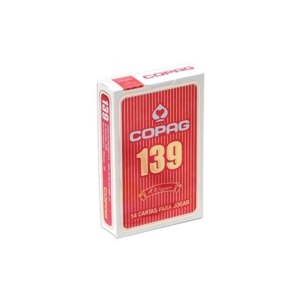 Baraho 139 carteira simples - Copag
