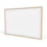 Quadro Branco UV Madeira Neo 70 x 50 cm - Stalo
