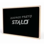 Quadro Preto UV Madeira Neo 90 x 60 cm - Stalo