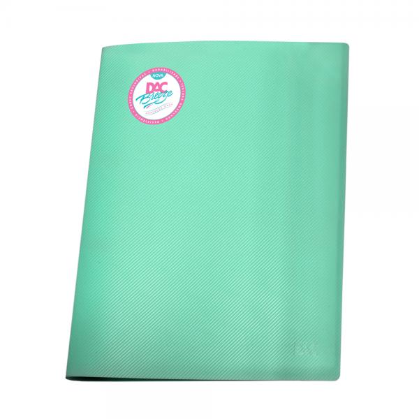 Pasta Catálogo Breeze A4 - 10 sacos - DAC